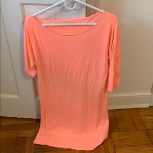 Lily Pulitzer Coral Cover-up